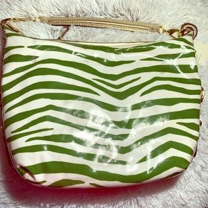 Tiger Striped Antonio Melani Purse